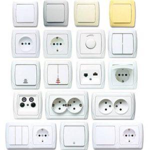 Выключатели и переключатели