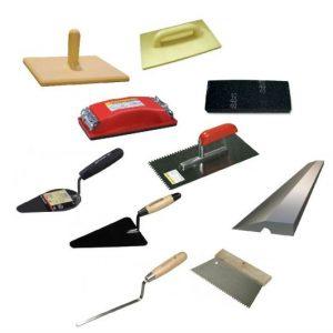 Штукатурный и малярный инструмент