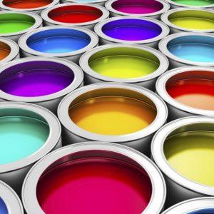 Водно-дисперсионные краски